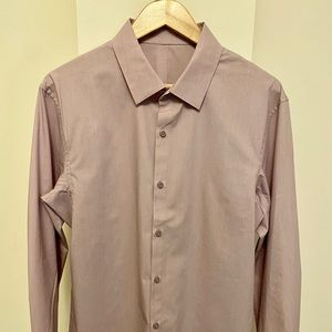 Lululemon Down to the Wire Slim Fit Long Sleeve